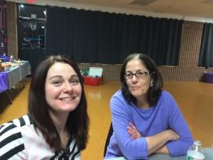 Julie & Cheryl